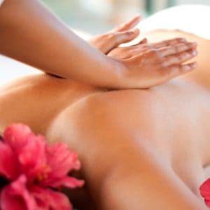 Full day spa, full body massage