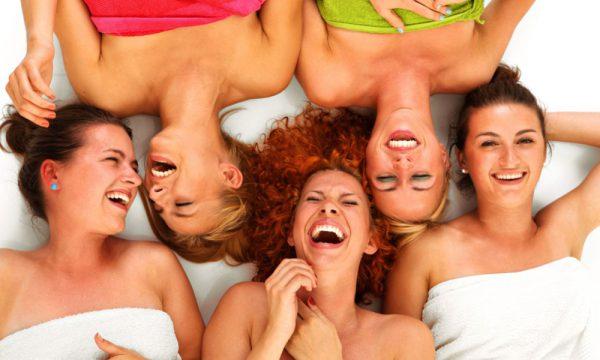 Ladies Get Together spa