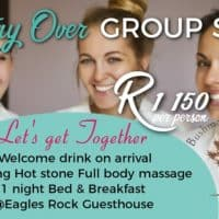 Stay over group spa