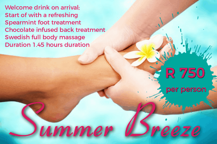 Summer Breeze spa